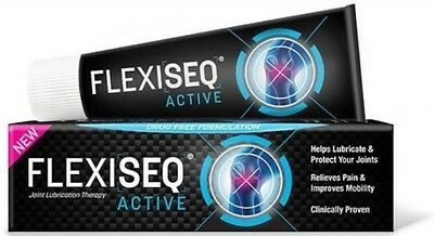 100g Flexiseq Active Pain Relief and Joint Lubrication Therapy Gel