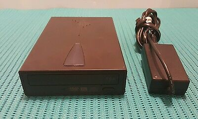 DVD-RW Portable Drive & Power Cords Included MAGICSPIN 1016UI