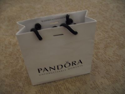 Pandora gift paper bag  - small -  6 x 6 in
