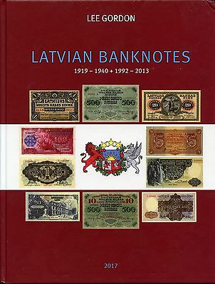 New 2017 Latvian Banknotes Catalog & Price List.
