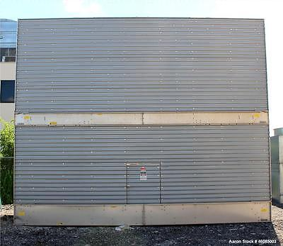 Unused- Baltimore Aircoil BAC Induced Draft Crossflow Cooling Tower, Model 3872C