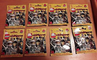 LEGO Minifigures  bundle brand new and sealed series 1 RARE