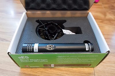 sE Electronics sE5 Small Diaphragm Condenser Microphone