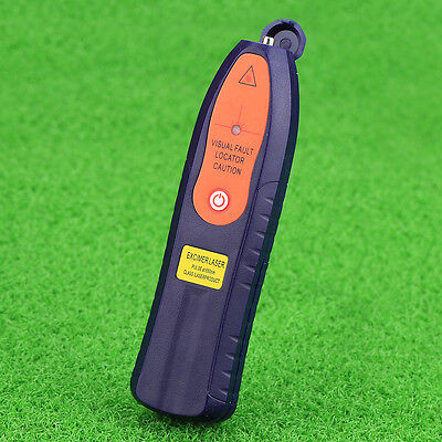 Fiber Optic Cable Tester Checker 10mw visual fault locator SC/FC/ST connector