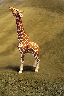 Schleich, Eating Male Giraffe, #14389
