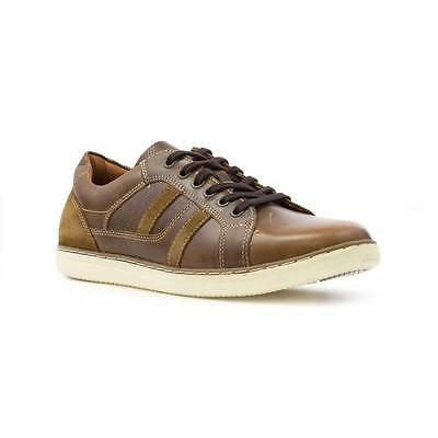 Red Tape Mens Tan Leather Lace Up Casual Shoe - Sizes 6,7,8,9,10,11
