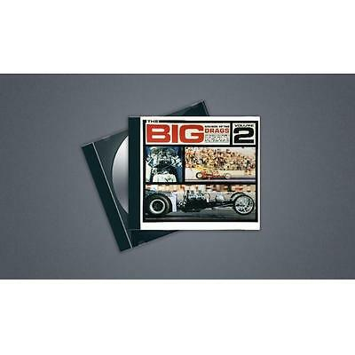 The Big Sounds of the Drags Volume Two - Remastered CD - Vintage Drag Racing