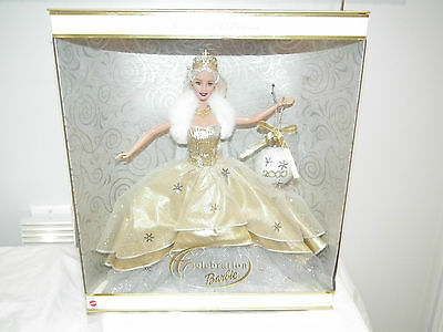 2000 Special Edition Celebration Barbie In Original Package