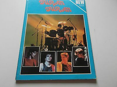 Duran Duran New Updated Edition Book