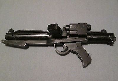 Star Wars Weathered  E-11 Stormtrooper Blaster Cosplay Prop with Ammo Counter