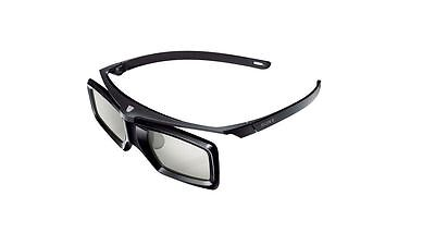2pcs NEW SONY TDG-BT400A Active 3D Glasses