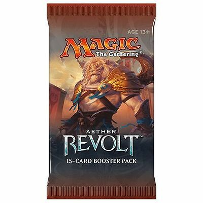 4 x MAGIC: Aether Revolt Booster by Wizards of the Coast