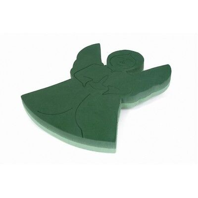 Floral Foam Mini Angel Funeral Or Memorial Tribute Oasis Type Floristry Sku2497