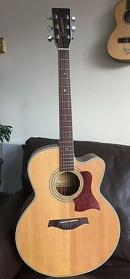 Tanglewood Sundance TW55 NS E Electro Acoustic Guitar Mint Condition