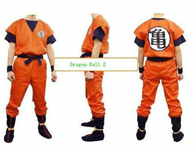 New Adult Unisex Dragon Bal Z Son Goku Cosplay Costume Cosplay Clothes sets