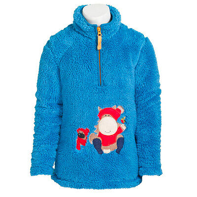 **NEW** Toggi ELSA Kids Fleece Sweatshirt (Lagoon Blue)