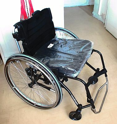 Manual Wheelchair Panthera U2 Light rigid frame for active user. New