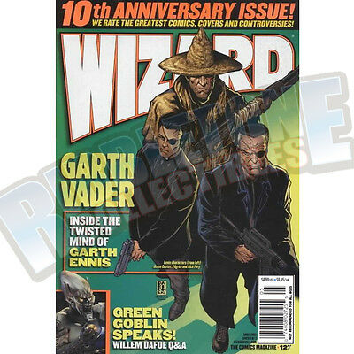 Wizard The Comic Magazine #127 Vf Cover C