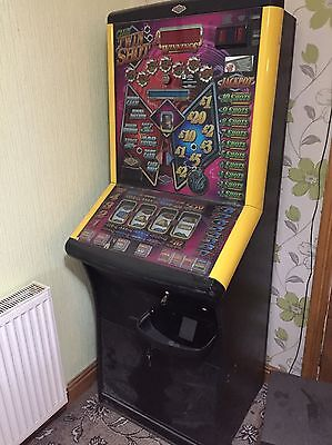 Twin Shot Bandit - Fruit Machine £250 Jackpot