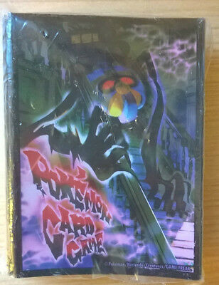Pokemon Sleeves - Cofagrigus OVP/Sealed! 64 Pieces