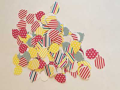 200 hand punched balloons
