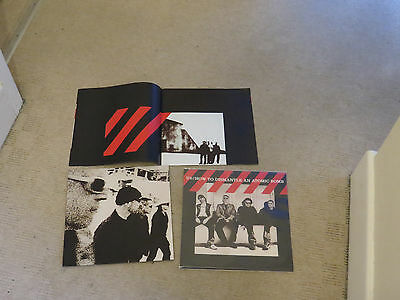 U2 How to dismantle an atomic bomb - Vinyl set of covers only