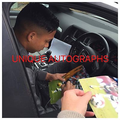 Emilio Izaguirre Personally Signed Photo, Celtic, Honduras, Proof Shown, 3