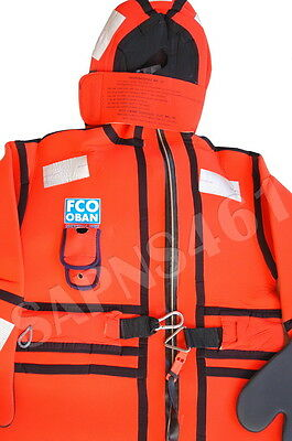 FCO OBAN : MK 90 SURVIVAL/IMMERSION SUIT 150-200cm ** Free Shipping**