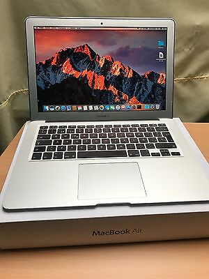 "Macboock Air 13"" i5 1,8 GHz 256 GB SSD 4GB RAM DDR 3"