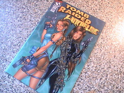 Tomb Raider Witchblade  Special #1  - Top Cow Comics