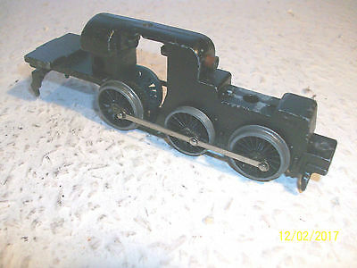 Hornby Dublo 3-Rail 0-6-2 Tank Loco Rolling Chassis