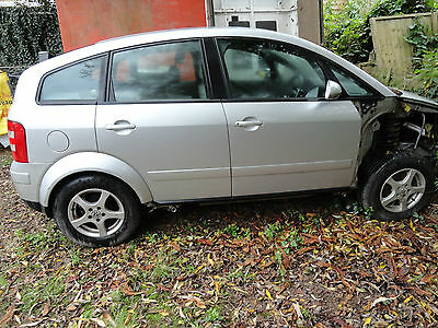 Breaking For Spare Parts Audi A2  1.4  Doors  Tailgate £75 Each