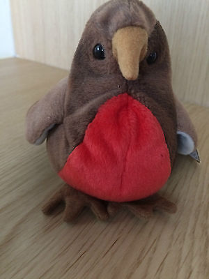 TY Beanie Baby: Early the Robin