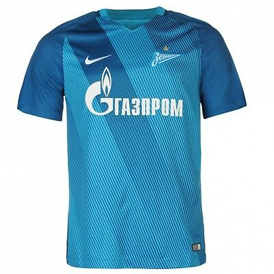 Nike Zenit St Petersburg 2016-17 home shirt - adult large