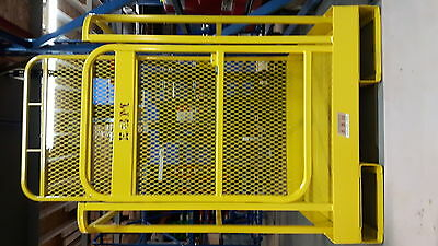 Forklift Safety Cage Work Platforms