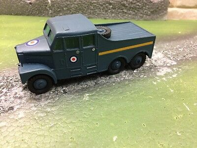 Lesney /Dinky Scammell RAF TRUCK. ARMY/MILITARY...CODE 3