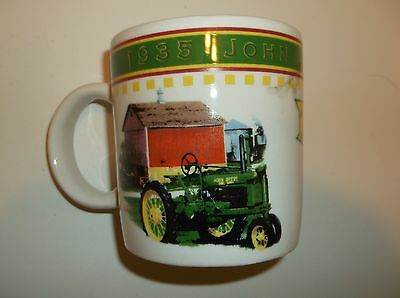 John Deere Tractor~1935 Model B~Coffee Mug Cup~12 Ounce~Collectible~Ships FREE