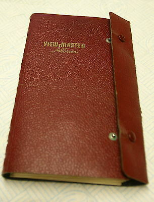 VIEWMASTER   ALBUM OF REELS FROM 1950s - lot 2 - SEE DESCRIPTION FOR DETAILS
