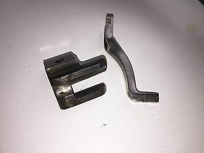 """1/4"""" Piping Foot For Singer 132K6 DY-253 Seiko Walking Foot Sewing Machines"""