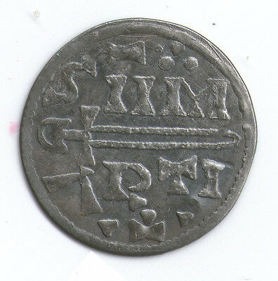 (68) Ex. Rare Viking St Martin of Lincoln (885-954), Sword Type Penny Sp.963