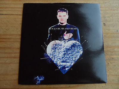 "Hue And Cry My Salt Heart 7"" P/S Single Circa 1991 Ex Condition.."