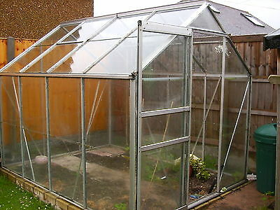 Green House  6 X 8  Located In Shropshire