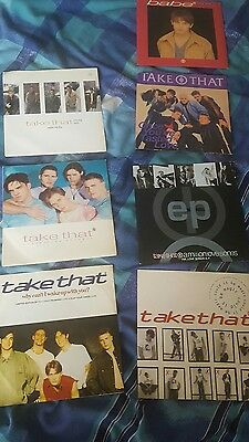 Take that vinyl collection