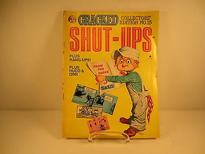 CRACKED MAGAZINE 1976 Collectors Edition Number 15 Issue