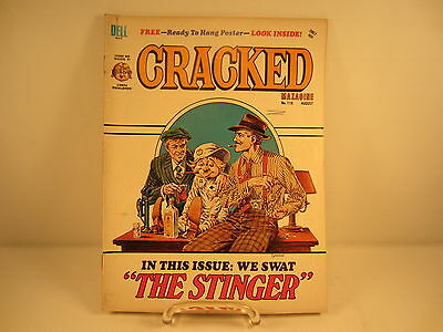 CRACKED MAGAZINE August 1974 Issue Number 118