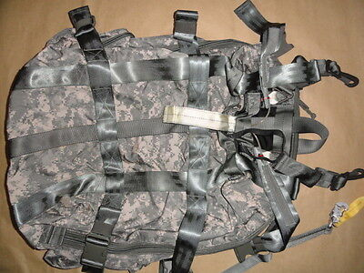 US ARMY SPECIAL FORCES PARA DROP BAG RUCKSACK ACU PARACHUTE FALLSCHIRM 101st AB