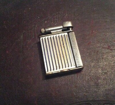 Vintage Dunhill Parker The Roller Beacon Lift Arm Lighter Made In England Unique