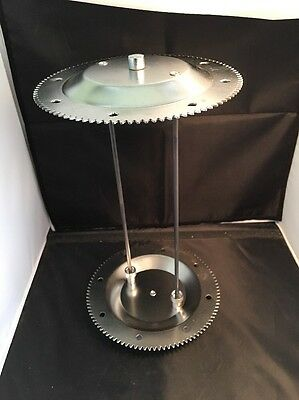 Ronco Showtime Rotisserie & BBQ Gear Spit Rod Plate 5000 Replacement Part NEW