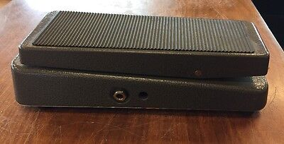 Real McCoy Custom Wah-Wah Pedal (RMC3), Early Signed Model With Original Box!