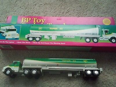 1994 BP Toy Tanker Truck Super 93